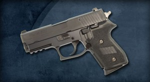 P220 Sig Sauer compact